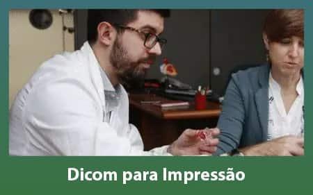 Dicom para Impressão