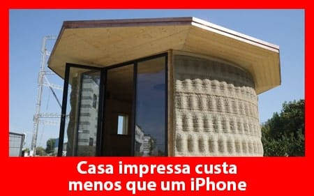 Conheça a GAIA House! A casa ecológica que custa menos que um iPhone.