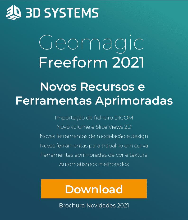 3D Systems - Geomagic Freeform