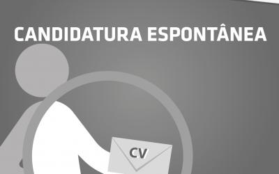 Recrutamento – Candidatura Espontânea