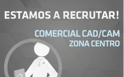 Recrutamento – Comercial CAD/CAM
