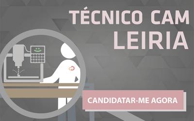 Recrutamento – Técnico CAM