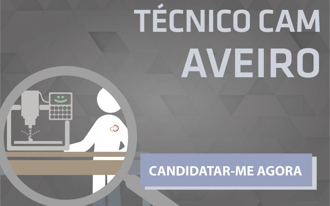 Tecnico de Suporte CAM – Aveiro