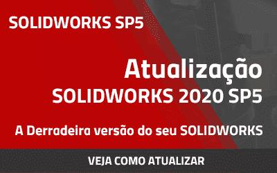 Atualização SOLIDWORKS 2020 SP5