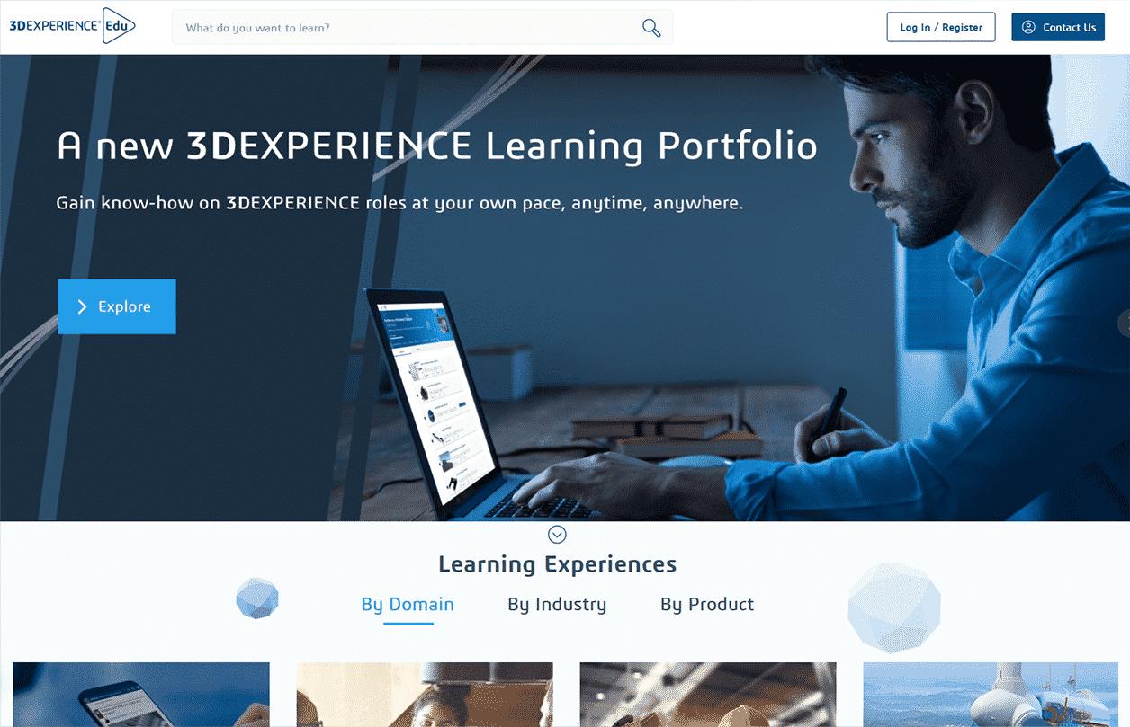 ISICOM eLearning 3DEXPERIENCE